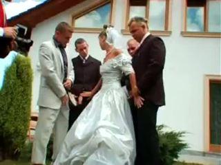 wedding, europäisch, orgie