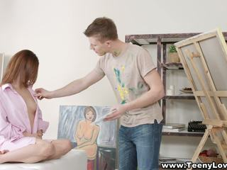 Teeny Lovers - Painting the Masterpiece, Porn 51