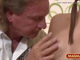 Shy German Teen Casting by Old Creepy Guy: Free Porn 0c