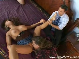 Wild Anal For First Time Swinger