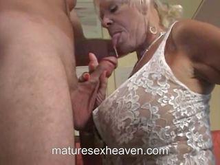 แลก, grannies, matures