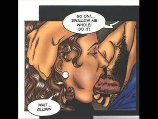 Hardcore seksualny erotyczny fetysz comics