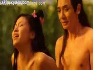 Cinese softcore sesso scena