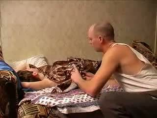 Madura mamá y papá sexing (amateur mqmf )