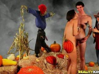 Fick dies pumpkins!