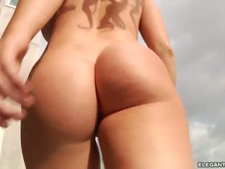 Alexis Ford S Horny Ass Squirms Bucks And Fucks