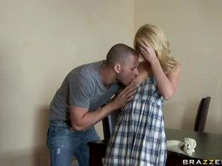 PLeAsant Seductive Monique Alexander Enjoys Playing With A Thick Dick In This Guyr Mouth