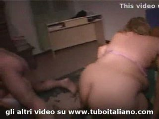 Bbw italiaans sisters orgie! sorelle italiane orgia
