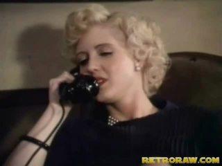 Clásico telephone porno