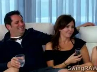 brunette, reality, group sex