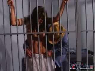 Watch Olivia Olovely get her keester boned