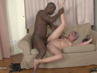 anální, masturbace, interracial