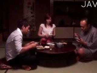 japonais, doigté, velu