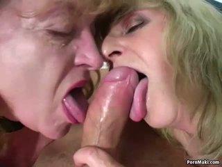 Two oma een piemel: gratis echt oma porno porno video- ae