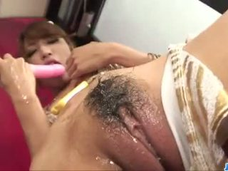 Diildo sensations für curvy arsch asianaya sakuraba
