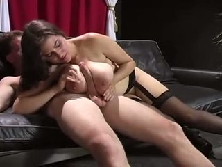 Really big tits Denise Davies