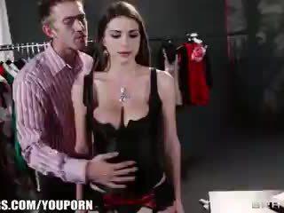 big boobs, brazzers, redhead