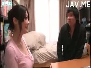 जापानी, बड़े स्तन, cumshot