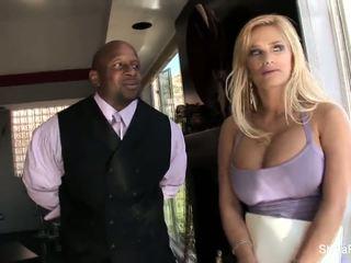Shyla Stylez Takes A Big Black Cock