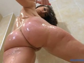 booty, bigtits, oil