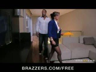 Esperanza gomez - جنسي الأسبانية حقيقي estate agent fucks لها زبون إلى جعل ل بيع