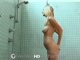 Hd fantasyhd - suihku seksi kanssa vauva natalia starr