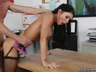 hardcore sex, birojs, office sex