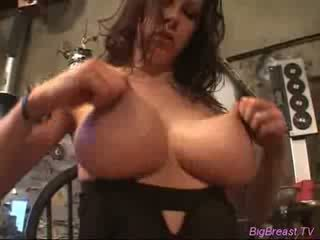Big breasts chick gets fucked