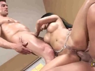 Priva goes joder salvaje getting dp pounded con powerful atletas