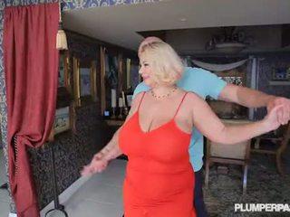 巨乳 懶婦 媽媽我喜歡操 samantha 38g fucks 學院 dance instructor