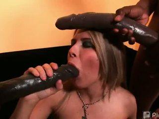 Acest southern sweetheart este caută pentru o mare negru penis noi couldn t da ei exact ce ea a vrut noi numai avea uriaș negru penis noi despică ei smulge larg deschis și creamed toate peste ei frumusica fata