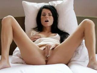 orgasme, clitoris, geschoren kutje