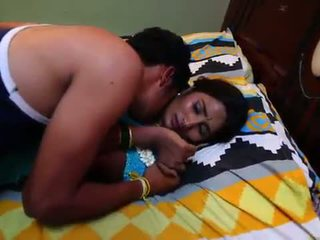 Indian Housewife Romance With Newly Married Bachelor - Midnight Masala Movies -