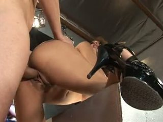 Francesca Le Get Her Arse Lick By A Lascivious Guy