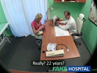 Fakehospital dünn mieze wants sex mit doktor