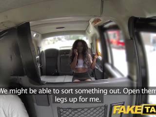 Fake taxi besar tubuh dan sebuah cracking seksi arse: gratis porno e5