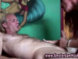 Amateur real hot amsterdam whore