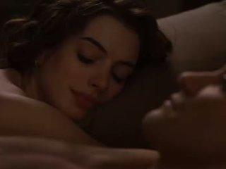 Anne hathaway секс сцени від любов і другий