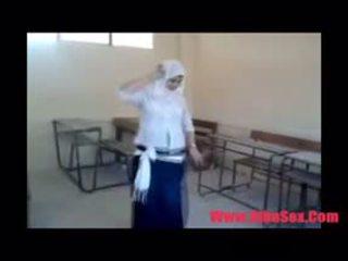 Arab egypte dance em escola