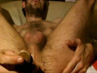 Desmadryl xavier homo anaal masturbation