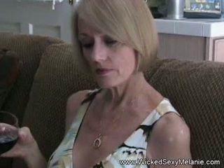 Step Mom Sucks Off Her Son