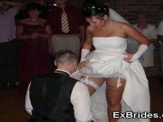 Thực nóng nghiệp dư brides!