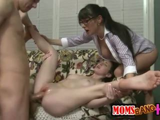 complet sex în grup real, mare penis, threesome