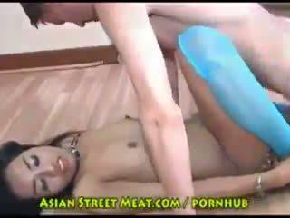 Personality altering dangerous asiática namorada