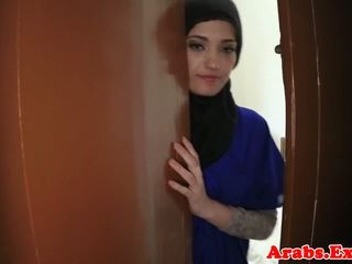Arabiškas mėgėjiškas beauty pounded už grynieji, porno 79