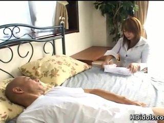 Sleazy vāvere kaede ohshiro gives astonishing