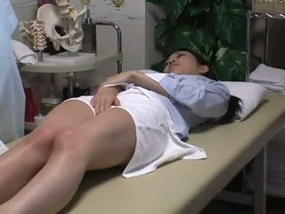 Spycam Reluctant Wife Has Fun With The Masseur
