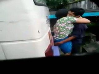 Myanmar espião câmara casal