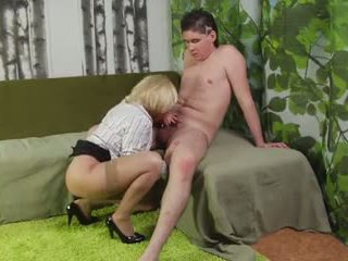 lécher la chatte, cock sucking