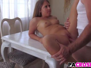 Banging His Hot Stepdaughter Brooke Bliss: Free HD Porn 5d